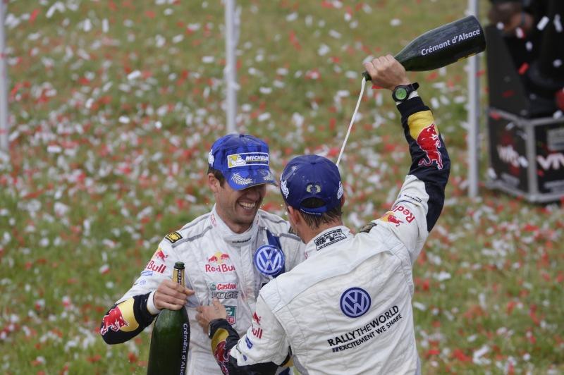 Volkswagen schreibt Erfolgsgeschichte in der Rallye-WM fort