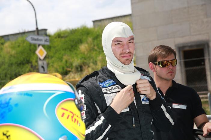 Christian Engelhart musste sich mit Platz 13 zufrieden geben.