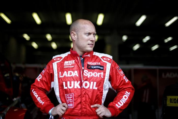 Huff fuhr mit Platz 2 ein fantastisches Ergebnis für LADA ein