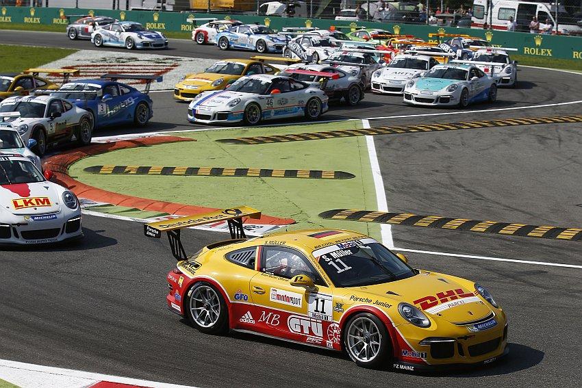 Der Start in Monza
