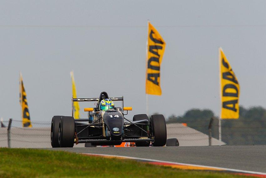 Rookie Joel Eriksson sorgt für spannungsgeladenes Qualifying auf dem Sachsenring