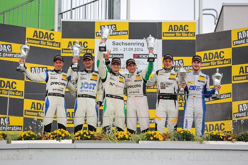 Porsche-Pilot Handlos kommt Gentlemen-Titel mit achtem Saisonsieg näher