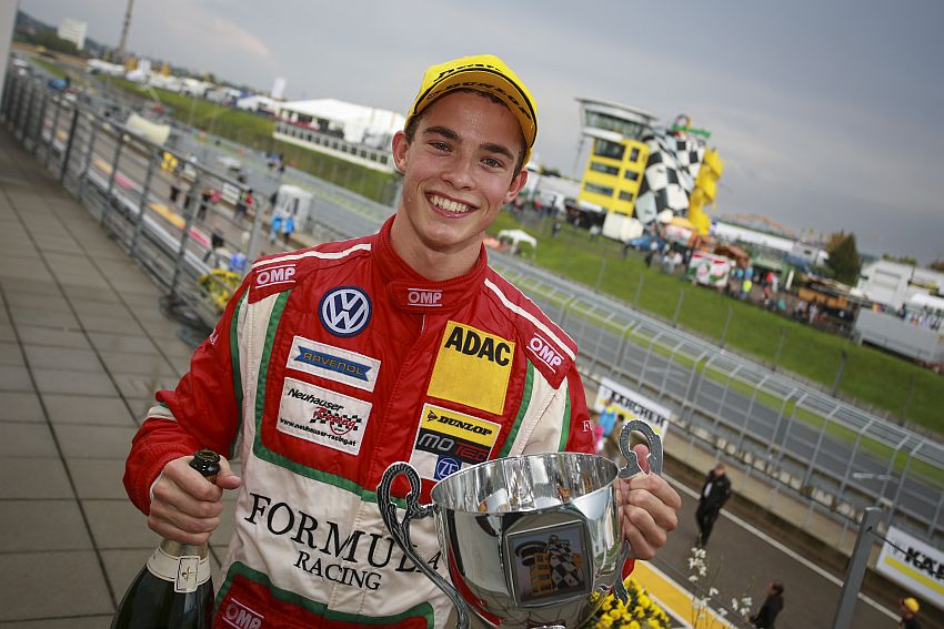 Zweiter Sieg am Sachsenring: Mikkel Jensen feiert vorzeitigen Titelgewinn