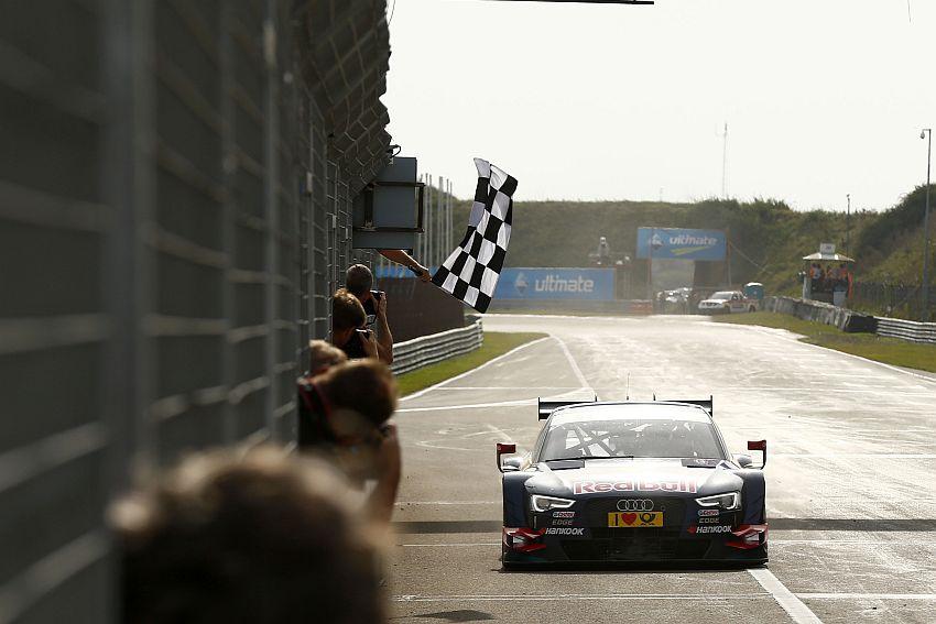 Mattias Ekström holt ersten Saisonsieg für Audi