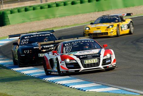 Audi-Duo schnappt sich vorzeitig den Titel in Hockenheim
