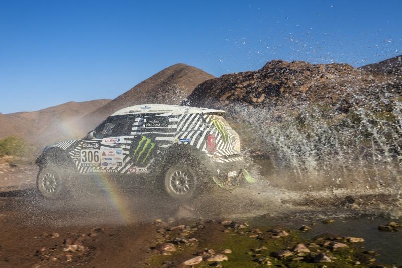 Erfolgreiche Generalprobe für die Rallye Dakar 2015