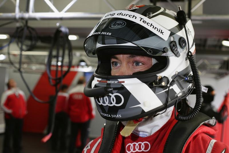 André Lotterer schnellster Audi-Pilot