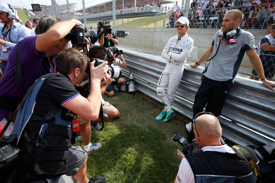 Nico Rosberg: Das war ein harter Tag für mich