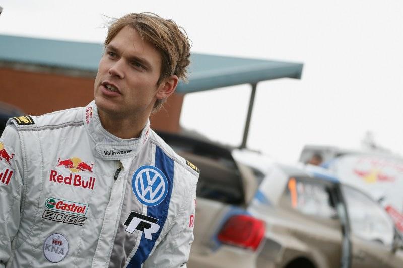 Mikkelsen/Fløene starten am Samstag unter Rallye-2-Reglement
