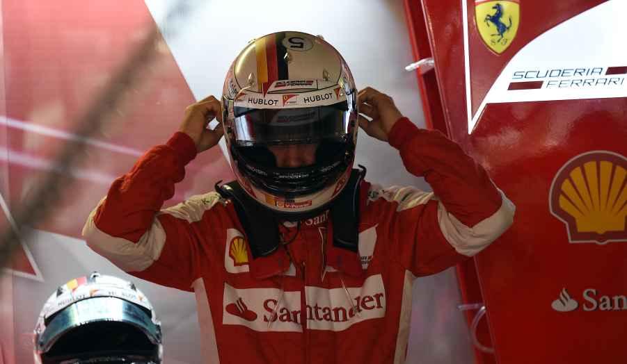 Sebastian Vettel - schafft er die Pole in Monaco?