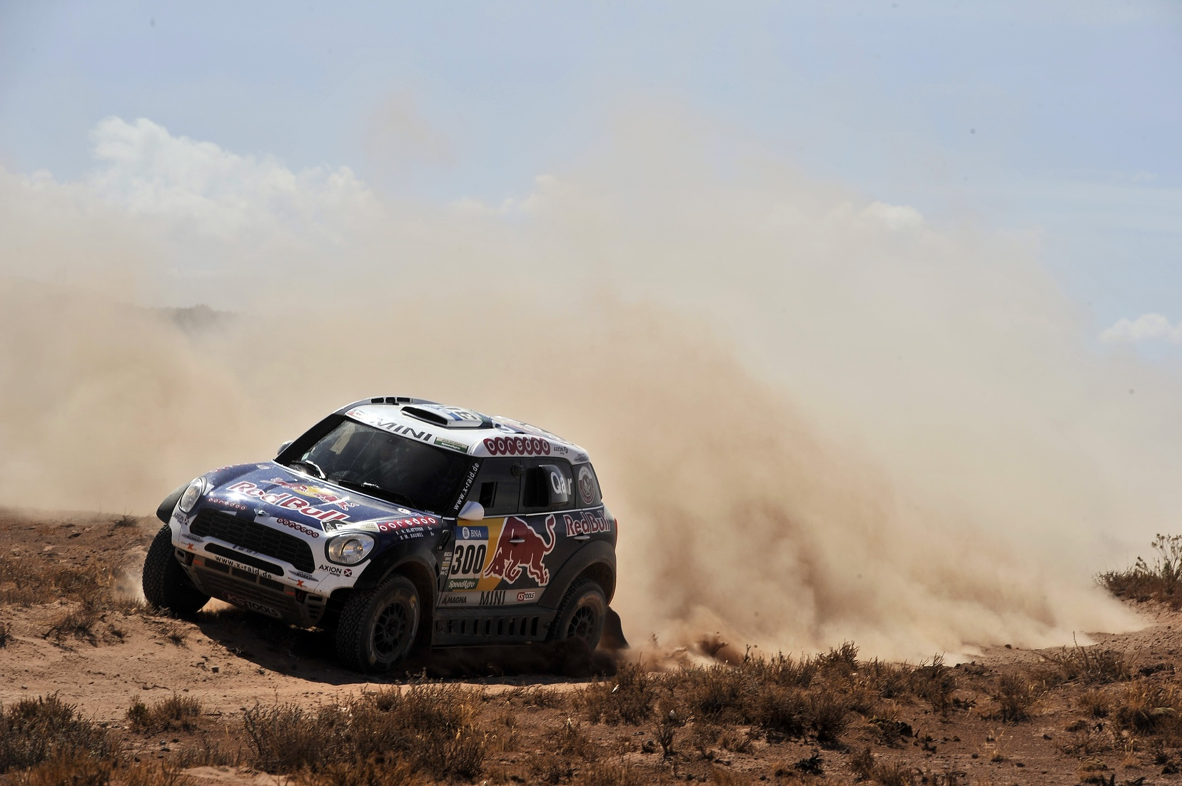 Rallye Dakar 2016 – Tag acht, Etappe 7: Zwei MINI ALL4 Racing in den Top-5
