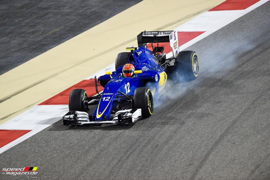 Formel 1 Bahrain Qualifying