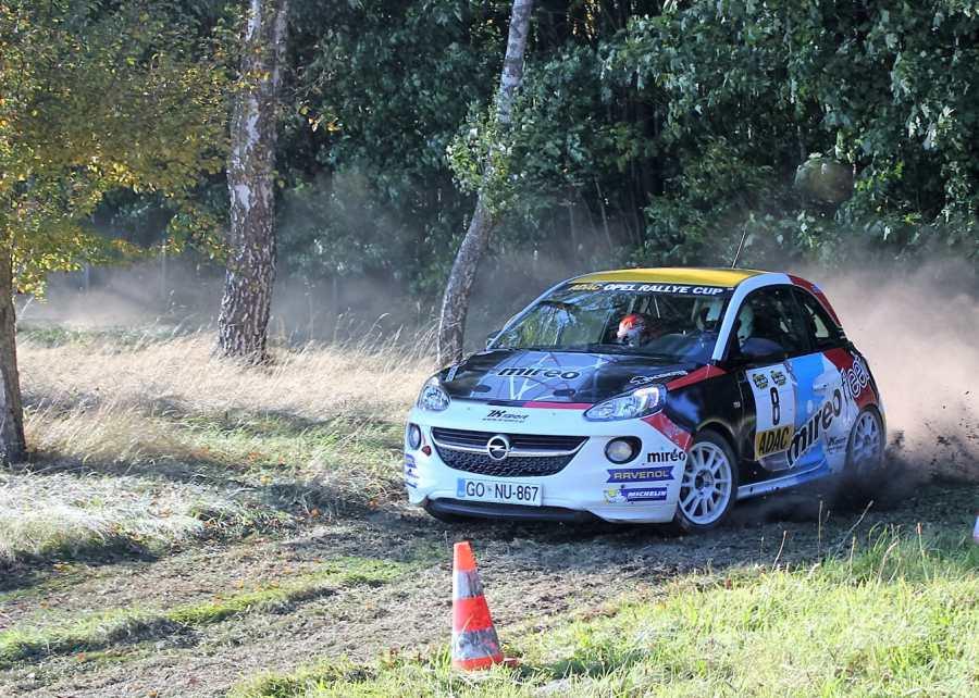 Die erste Auflage des neuen Rallye-Ausbildungsprogramms war ein riesiger Erfolg
