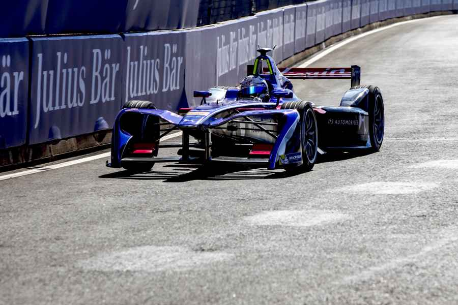 FIA Formel E in Marrakesch: DS Virgin Racing mit Podiumsplatzierung