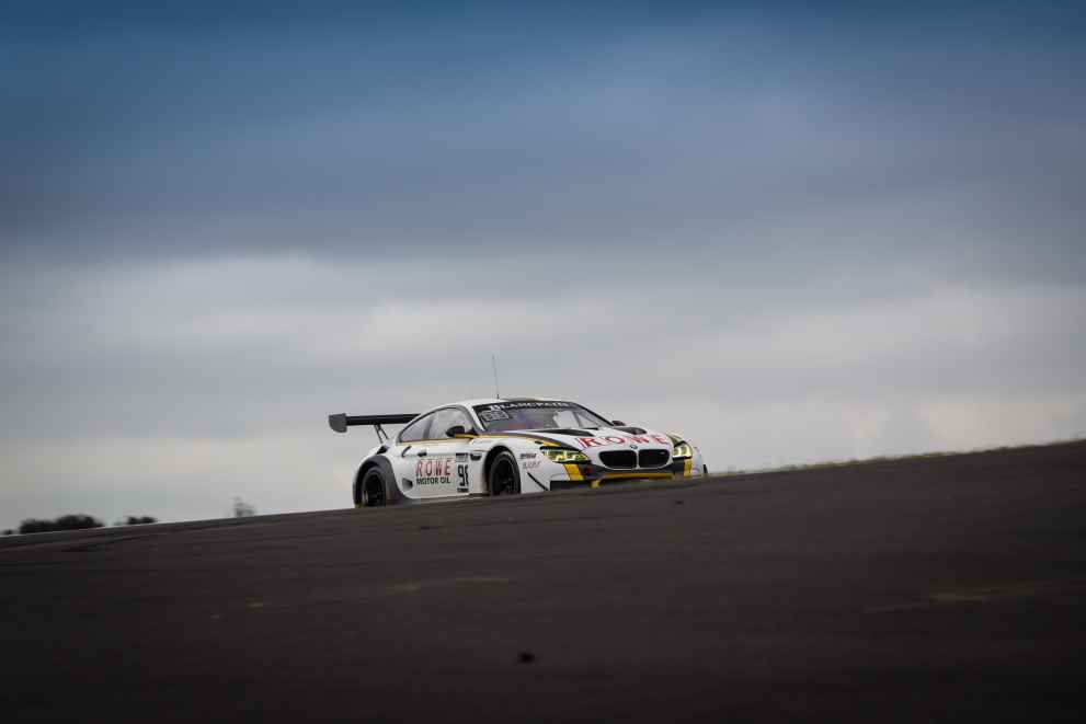 Dritte Saison in der hochklassig besetzten Serie für GT-Fahrzeuge