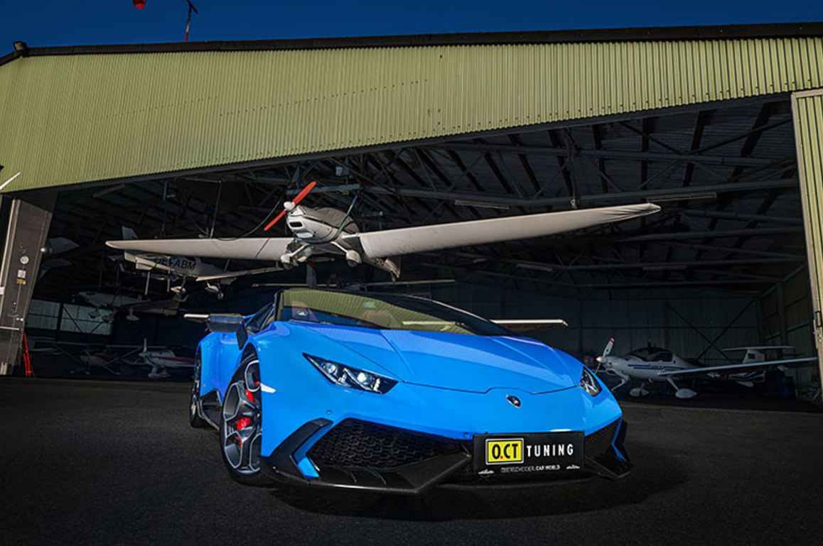 Jetzt wird's wild: Huracan O.CT800 Supercharged by O.CT Tuning