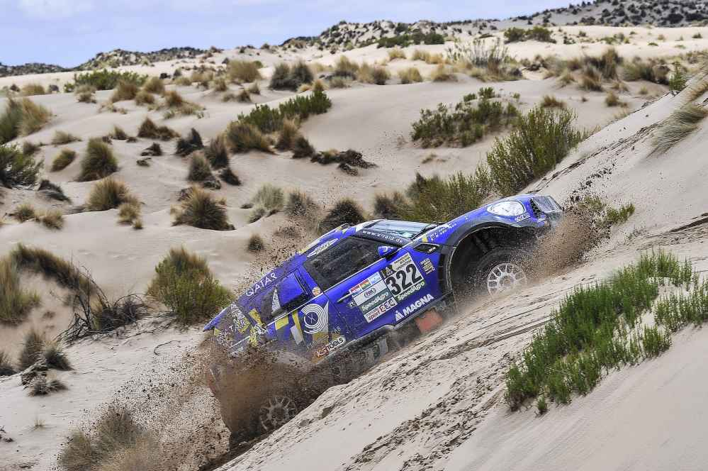FIA Cross Country Rally World Cup: Zwei private MINI Crews gehen bei der Dubai International Baja an den Start