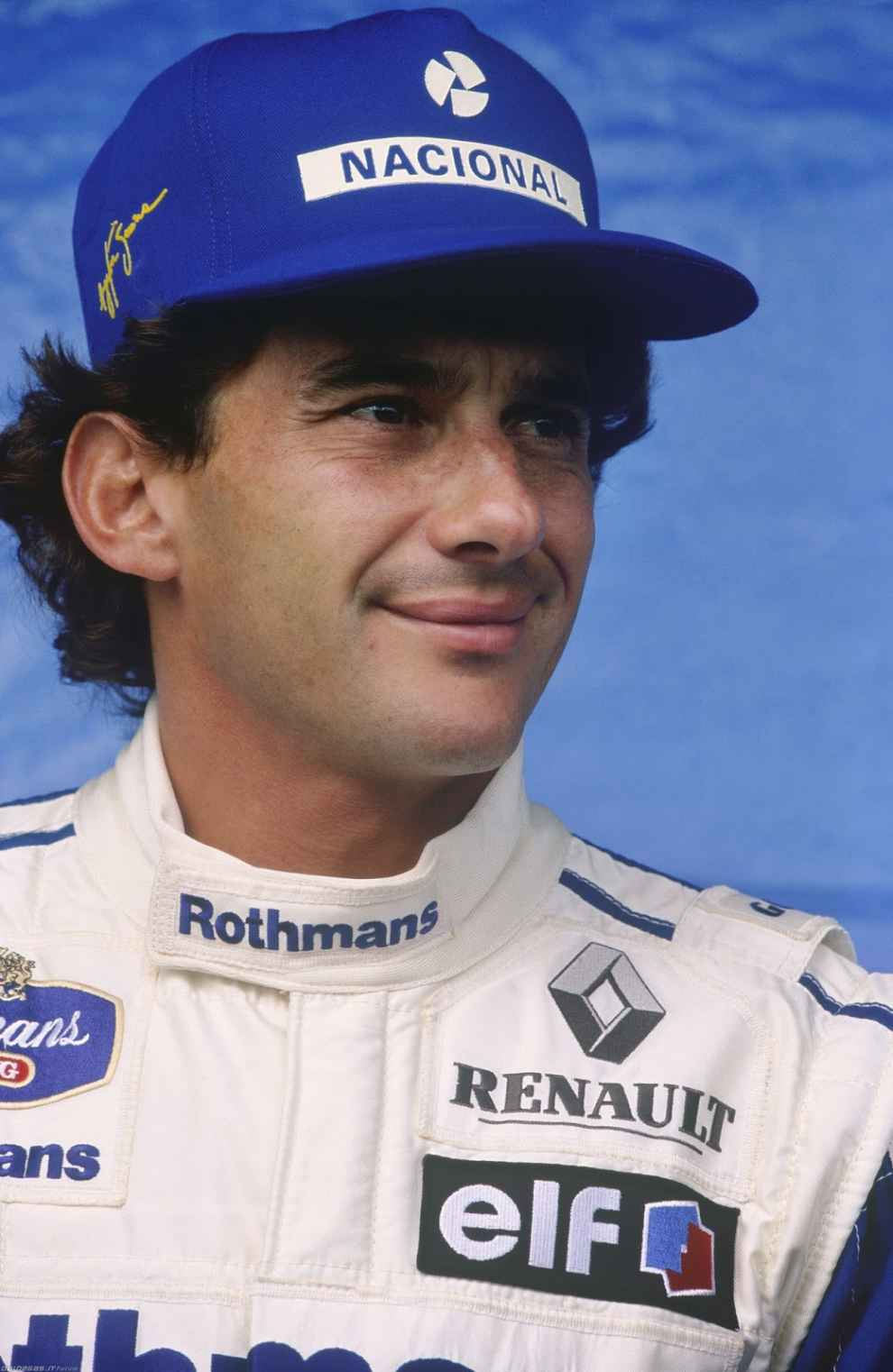 Ayrto Senna