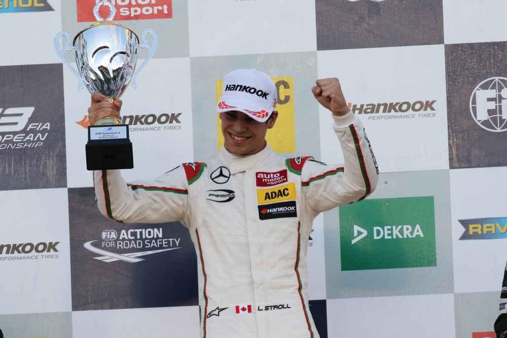 F3 Europameister Lance Stroll fährt 2017 bei Williams seine erste Formel 1 Saison