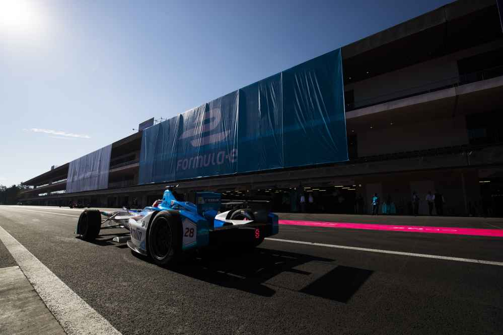Formel E: BMW i und MS Amlin Andretti bleiben in Mexico City trotz guter Performance ohne Punkte