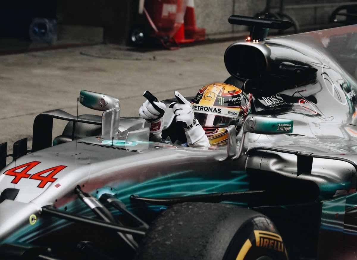 Bildquelle: Lewis Hamilton Twitter