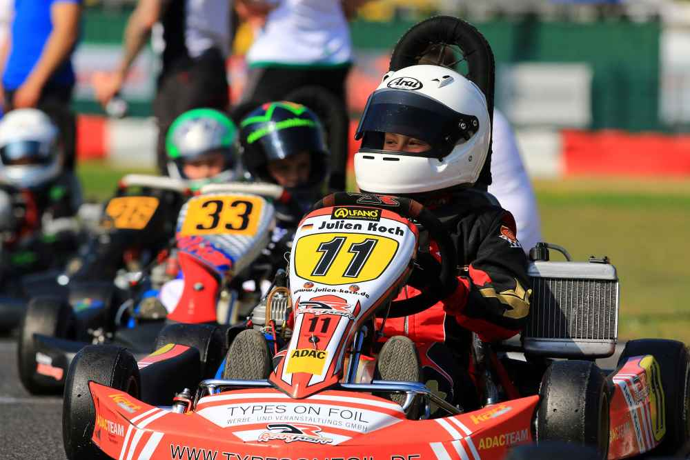 ADAC Kart Cup: Julien Koch rast in die Top-Five