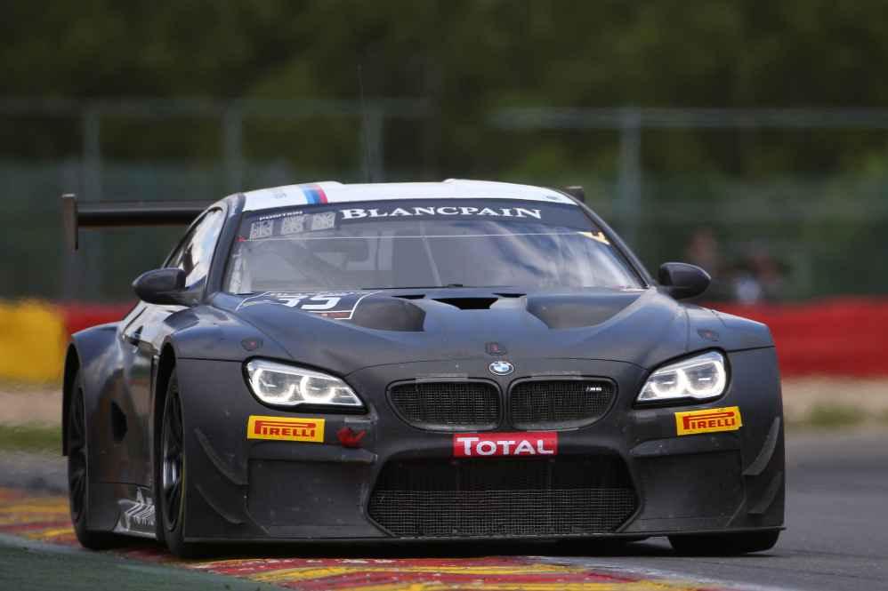 #35 BMW M6 GT3, Walkenhorst Motorsport, 24h Testtag 2017, Spa-Francorchamps