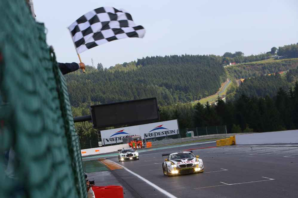 ROWE Racing reist als Vorjahressieger nach Belgien
