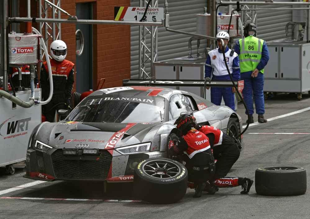 Zweiter 24-Stunden-Erfolg von Audi Sport customer racing nach Triumph auf dem Nürburgring