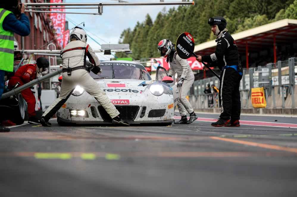 Herberth Motorsport: Sven Müller, Mathieu Jaminet, Daniel Allemann, Ralf Bohn