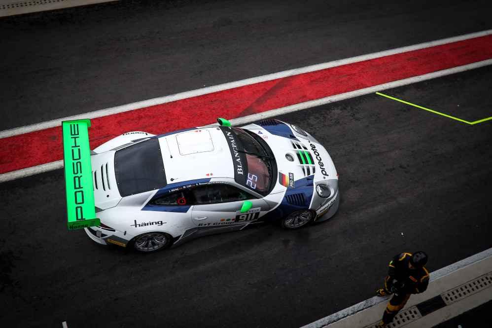 Herberth Motorsport: Alfred und Robert Renauer, Jürgen Häring, Marc Lieb