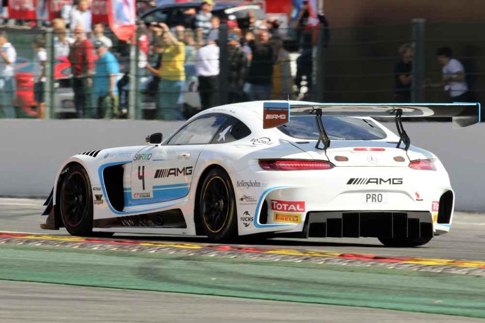 Das 24-Stunden-Rennen von Spa-Francorchamps zählt zu den härtesten Langstreckenrennen überhaupt