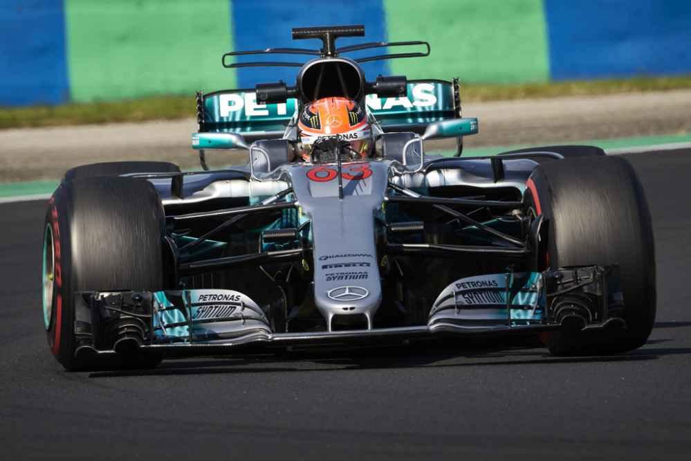 Formel 1 Ungarn Ergebnisse