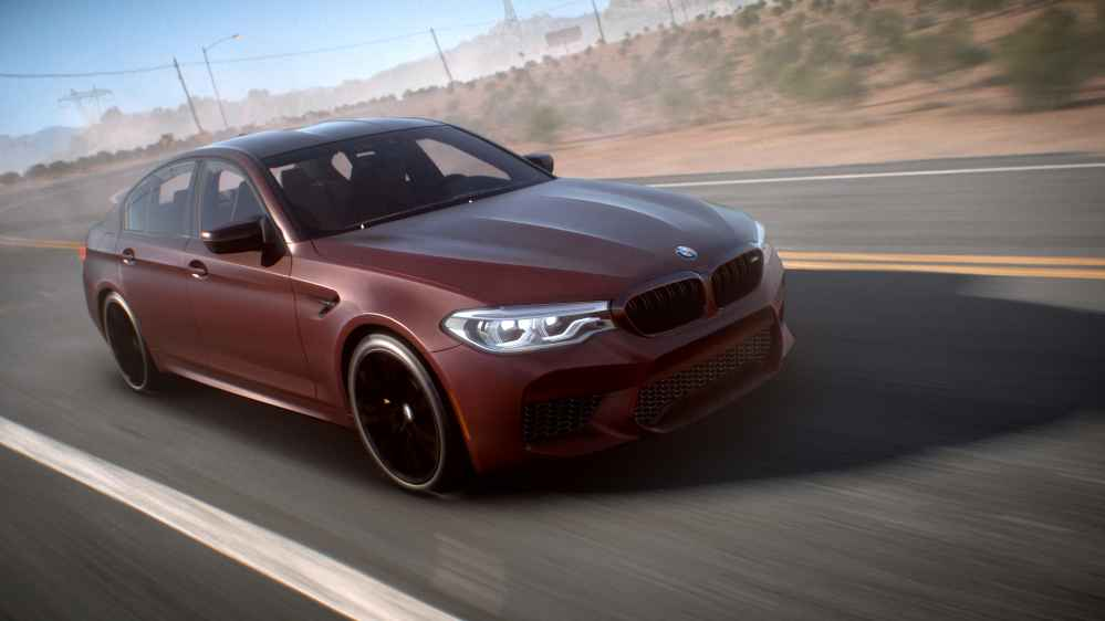 Weltweite Enthüllung der High-Performance Limousine im Need for Speed Payback Trailer