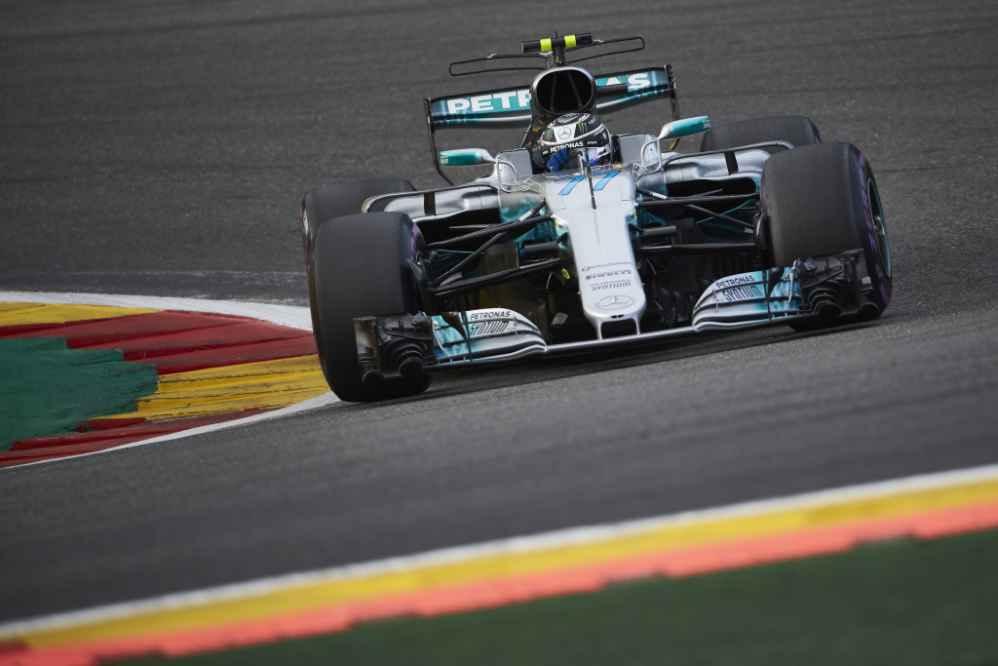 Bottas startet von P3 hinter Vettel