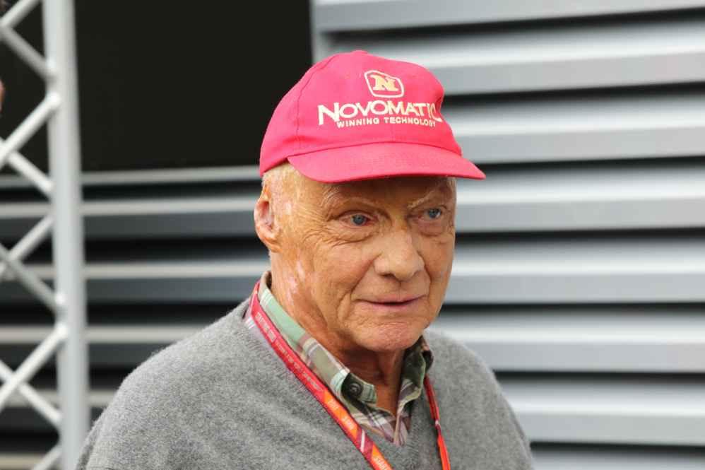 Für Niki Lauda ist die Entscheidung Vettels bei Ferrari zu bleiben klar