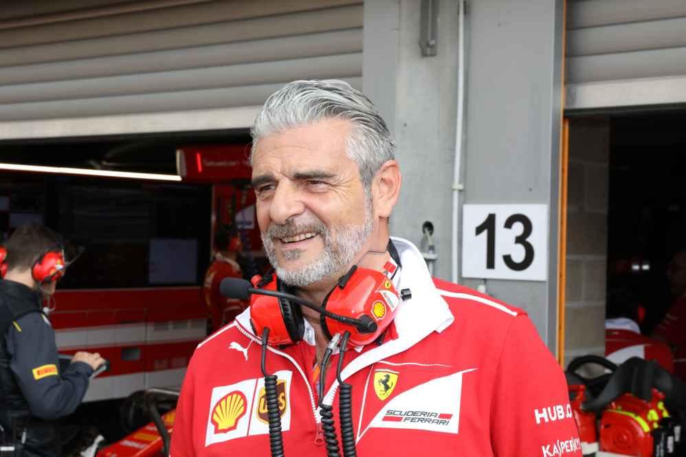Maurizio Arrivabene freut sich auf die weitere Zusammenarbeit mit Sebastian Vettel