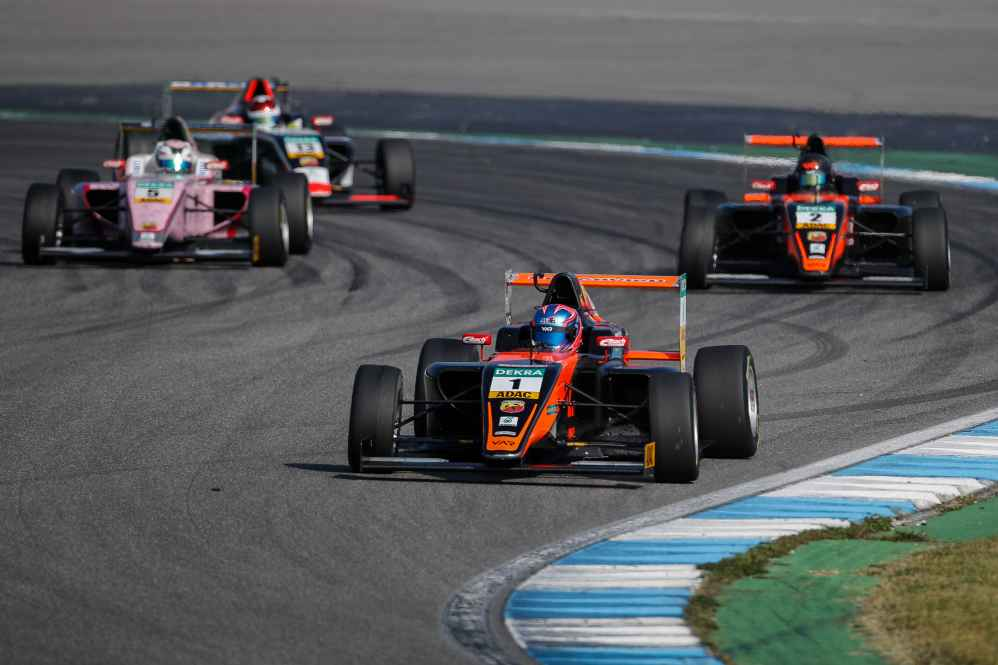 Das Rennen am Vormittag hatte Drugovich vor Zendeli, Scherer und Vesti gewonnen