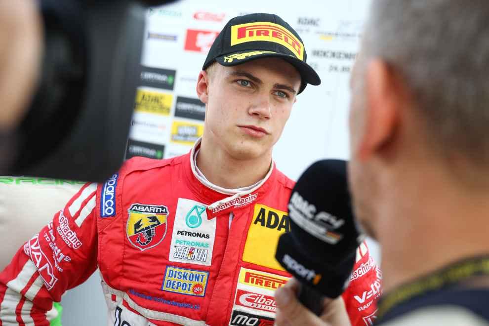 Mick Wishofer gewann die Nachwuchswertung in elf der 21 Rennen