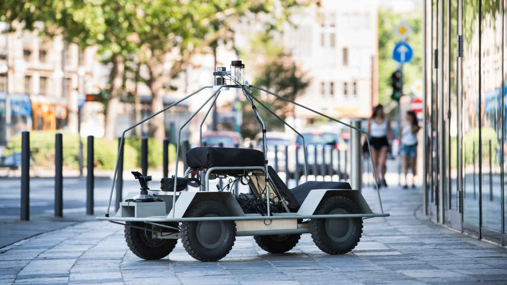 "Neues moovel lab Projekt ""Who Wants to Be a Self-Driving Car"""