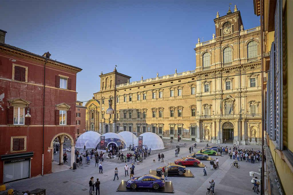 Gran Turismo Sport Launch-Event in Modena, Italien
