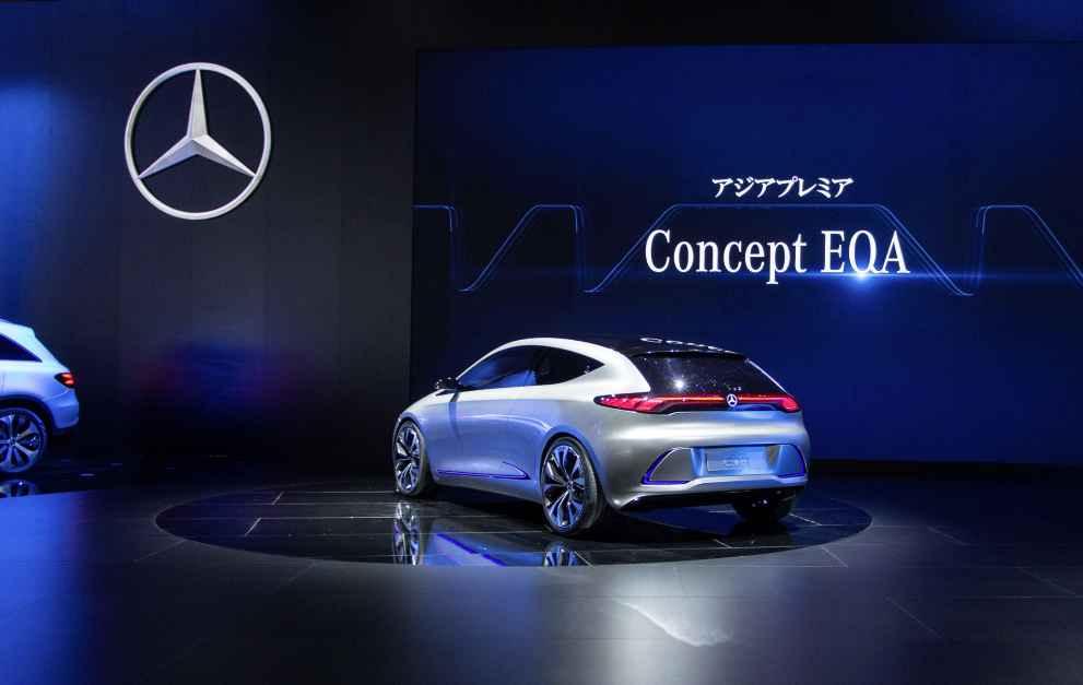 Britta Seeger verantwortlich für Mercedes-Benz Cars Vertrieb über das Concept EQA