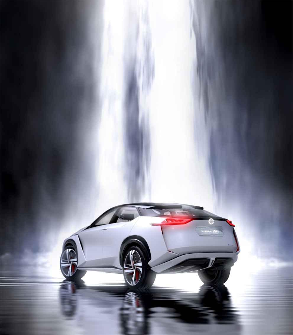 Nissan IMx Concept.