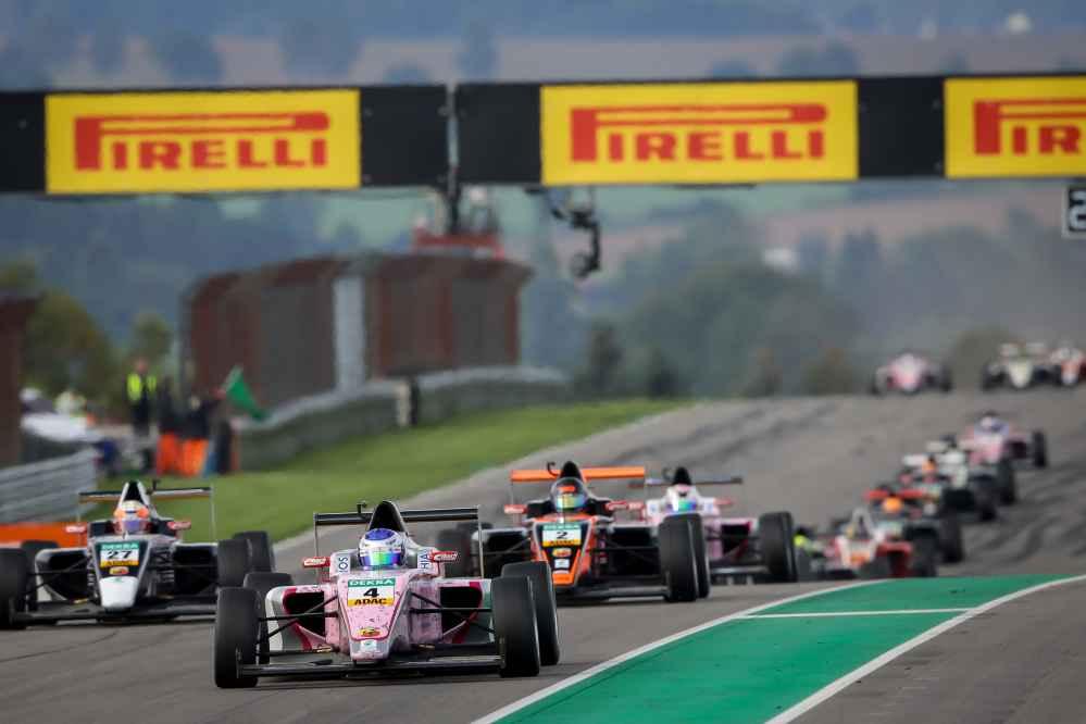 Die ADAC Formel 4 startet 2018 in die vierte Saison