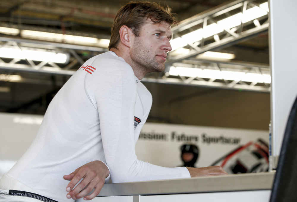 Porsche GT Team: Michael Christensen