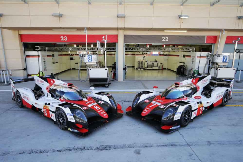 Weitere Saison mit schnellen Toyota TS050 Hybrid