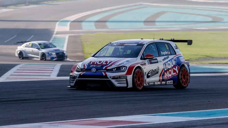 TCR Middle East: Luca Engstler stark im Qualifying