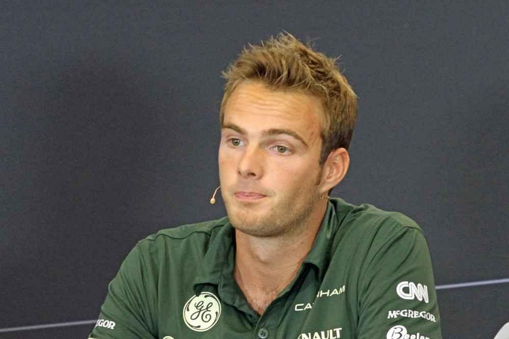 Giedo van der Garde fährt für Racing Team Nederland in der WEC