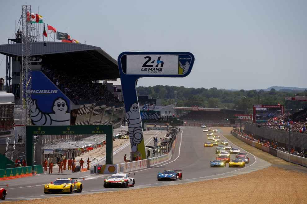 Die 24 Stunden von Le Mans bilden das Highlight der Saison.