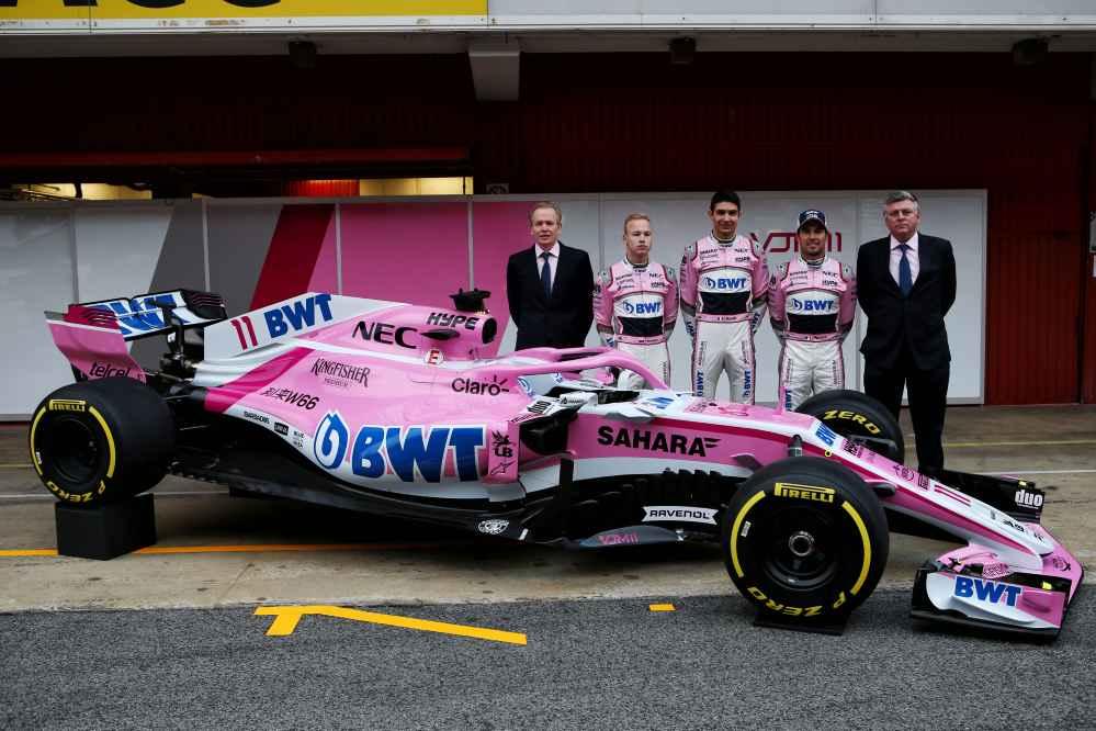Formel 1 Force India